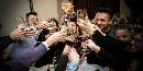 Si brinda Foto - Capodanno AS Hotel Limbiate Cenone e Party
