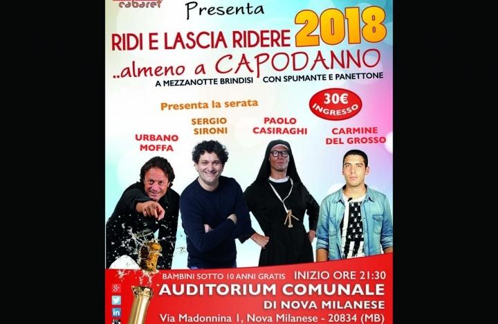 Capodanno Teatro Auditorium Nova Milanese Foto