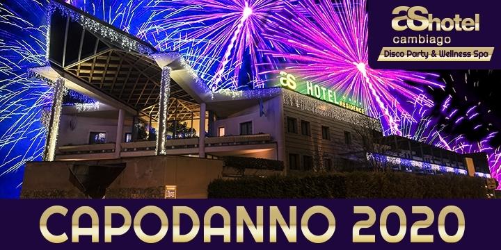 Capodanno AS Hotel Cambiago Cenone Disco e SPA Foto